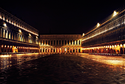 Piazza di San Marco, Venedigs imposante Freilichtbuehne