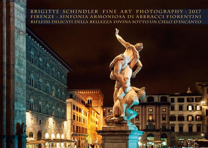 Foto Kunst Kalender 2017 Florenz Brigitte Schindler Photography