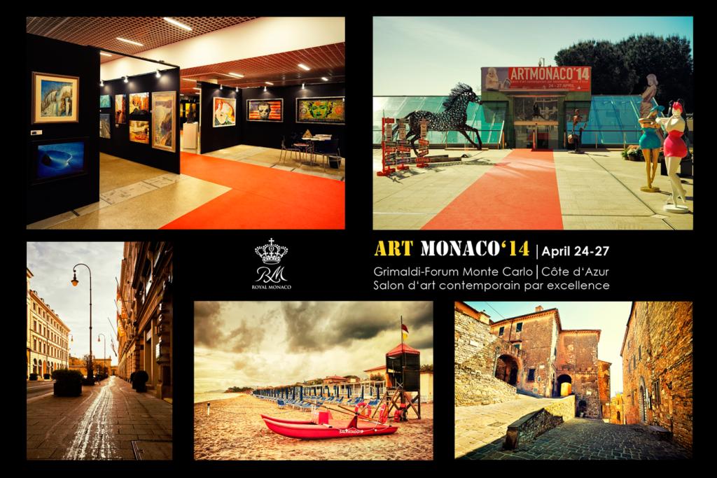 ArtMonaco14, Art Monaco 2014, Monaco, Brigitte Schindler, Fine Art Photography