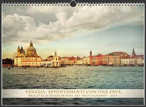 Kalender 2015 Venedig Venezia Venise Venice