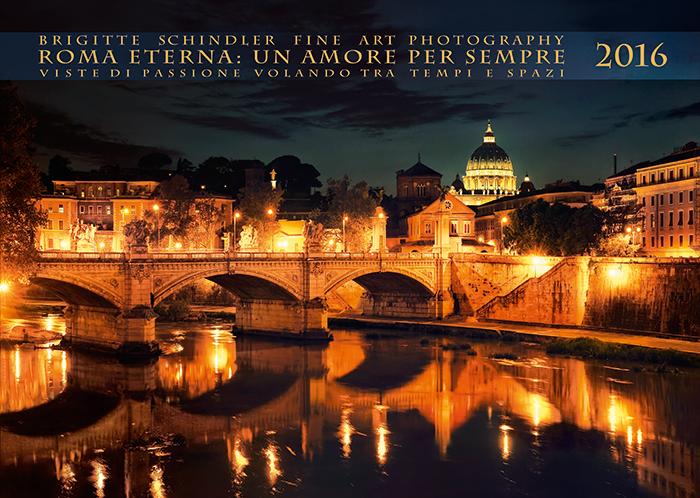 Kalender Roma 2016 Brigitte Schindler